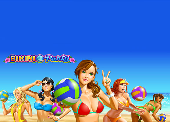 Bikini Party Slot Review by Microgaming