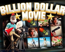 Billion Dollar Movie Slot Review by Sheriff Gaming