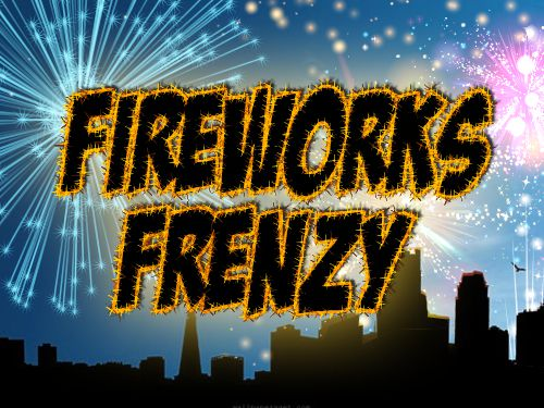Fireworks Frenzy Slot Review by Eyecon