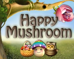 Happy Mushroom Slot Review by Eyecon