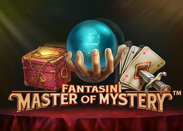 Fantasini: Master of Mystery Slot Review by NetEnt