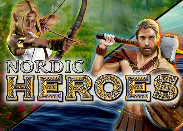 Nordic Heroes Slot Review by IGT