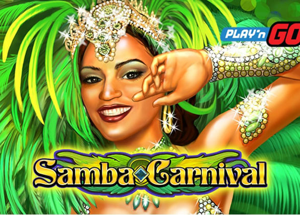 Samba Carnival Slot Review by Play'n Go
