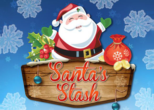 Santa's Stash Slot Review by Daub Games