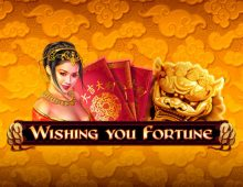 Wishing You Fortune Slot Review by Scientific Games