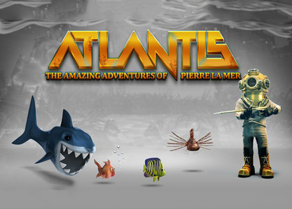 Atlantis Slot Review by Sheriff Gaming