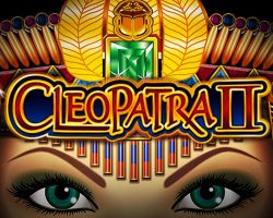 Cleopatra II Slot Review by IGT