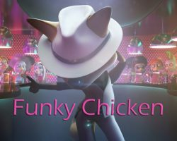 Funky Chicken Slot Review by Sheriff Gaming