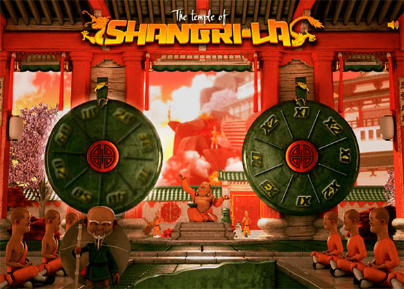 Shangri-La Slot Review by Sheriff Gaming