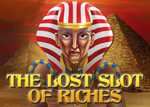 The Lost Slot of Riches Slot Review by Daub Games