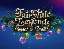 NetEnt opens new chapter in Fairytale Legends: Hansel and Gretel