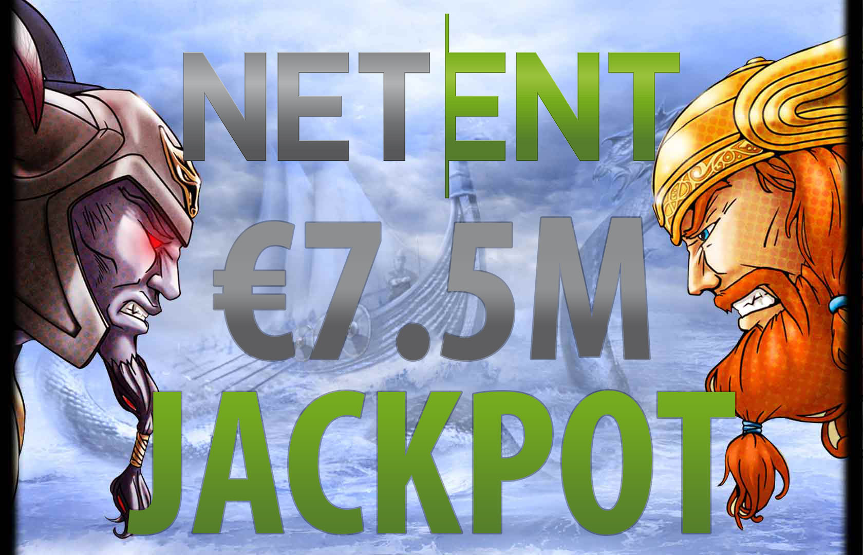 All players celebrate life-changing win with €7.5m jackpot on NetEnt's Hall of Gods