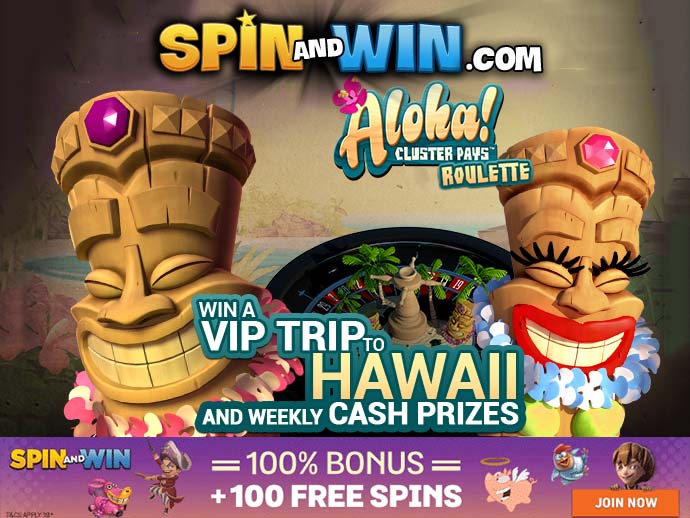 Spin and Win Summer Promotion